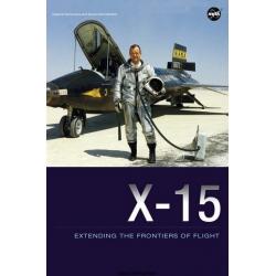 Nasa X-15 Extending the Frontiers of Flight $9.95