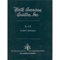 North American Aviation X-15 Flight Manual/POH