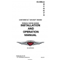 Continental IO-550-A,B,C,G,N,P,R Permold Series Engine Installation and Operation Manual OI-16 $19.95