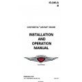 Continental IO-240-A & B Series Engine Installation and Operation Manual OI-6