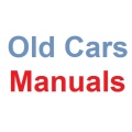 Old Cars Manuals