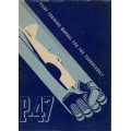 Republic P-47 Thunderbolt Pilot Training Manual $4.95