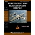 Northrop P-61 Black Widow Pilot's Flight Operating Instructions $9.95