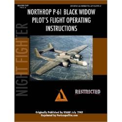 Northrop P-61 Black Widow Pilot's Flight Operating Instructions