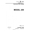 Cessna Model 208 Illustrated Parts Catalog P688-23-12 $35.95