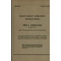 PBY-5 Airplane Pilots Flight Operating Instructions Navaer 01-5SE-1 $3.95