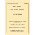 PBY-5A Airplanes Pilot's Handbook of Flight Operating Instructions $4.95