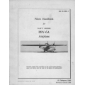 PBY-6A Navy Model Airplane AN 01-5MC-1 Pilot's Handbook 1946 - 1948 $4.95