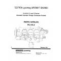 Lycoming Parts Catalog PC-115-2A O-540-B, E & G Series $13.95
