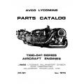 Lycoming Parts Catalog PC-121-1 TIGO-541 Series $13.95