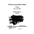 Lycoming Parts Catalog PC-123 O-360, LO-360 76 Series $13.95