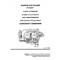 Lycoming Parts Catalog PC-203-1, O-320 A and E series $13.95