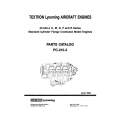 Lycoming Parts Catalog PC-215-2 IO-540-JKMNP & R Series $13.95
