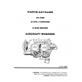 Lycoming Parts Catalog PC-302 O-235 Series $13.95