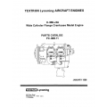 Lycoming Parts Catalog PC-306-11 O-360-J2A $13.95