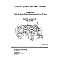 Lycoming Parts Catalog PC-306-13 IO-360-B1G6 $13.95
