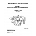 Lycoming Parts Catalog PC-306-14 IO-360-M1A $13.95