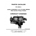 Lycoming Parts Catalog PC-306-2A O-LO-TO 360 Series $13.95
