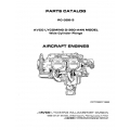 Lycoming Parts Catalog PC-306-3 O-360-A4N $13.95