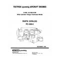 Lycoming Parts Catalog PC-306-5 O-360-A1H6 $13.95