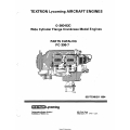 Textron Lycoming Aircraft Engines O-360-B2C PC-306-7 $13.95