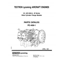 IO-360 Lycoming Engine
