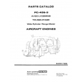 Lycoming Parts Catalog PC-406-3A TIO-360-C1A6D $13.95
