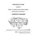 Lycoming Parts Catalog PC-615-1 IO-540-C4D5D $13.95