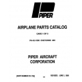Piper Cheyenne 400 Parts Catalog  PA-42-1000 $13.95 Part # 761-792