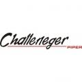 Piper Challenger Aircraft Logo,Vinyl, Graphics,Decal