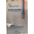 Beechcraft Model 56TC (Tg-1 through TG-68) Turbo Baron Owner's Manual PIN 96-590003-3