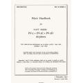 Lockheed PV-2, PV-2C, PV-2D Harpoon Navy Models Airplanes AN 01-55ED-1 Pilot's Handbook $4.95