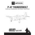 Republic Parkzone P-47 Thunderbolt Instruction Manual