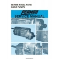 Permco Series P2500, P3700 Gear Pumps Service Manual 2002 $5.95