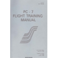 Pilatus PC-7 Flight Training Manual 1990 - 1992 $13.95