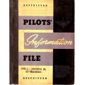 AAF Regulation 62-15 and 62-15A Pilots Information File $2.95