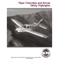 Piper Cherokee and Arrow PA-28 Safety Hightlights 1982 - 1999 $4.95