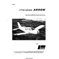 Piper Cherokee Arrow PA-28R-200 Pilot's Operating Manual 2005 $13.95