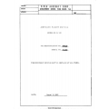 Piper PA-28-180 Airplane Flight Manual/POH 1962 $5.95