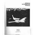 Piper Seneca PA-34-200 Information Manual 1975 $9.95 Part # 761-506