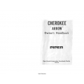 Piper Cherokee Arrow Owner's Handbook 1968 $6.95