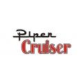 "Piper Cruiser Decal/Sticker 3.9"" high by 10"" wide!"