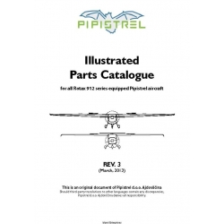 Pipistrel Rotax 912 Series Equipped Illustrated Parts Catalog Rev 3 2013