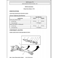 Pontiac GTO Driveline/Axle Wheel Drive Shafts Service and Repair Manual 2005 $5.95