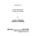 Lycoming Prestolite Maintenance Publications $13.95