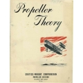 Curtiss Wright Propeller Theory  $ 4.95
