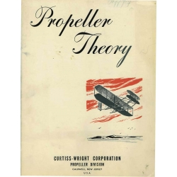 Curtiss Wright Propeller Theory