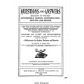 Question and Answers Relating to Modern Automobile Design, Construction, Driving and Repair $4.95