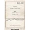Pratt & Whitney R-1340-AN-1 Aircraft Engines Handbook Overhaul Instructions 1945 - 1957