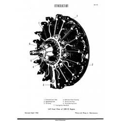 Pratt & Whitney R-985 Engine Wasp and Wasp Jr. Maintenance Manual  $29.95